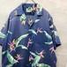アロハシャツ   Hawaiian shirt #1217