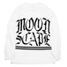 MOONSCAPE / L/S T-SHIRTS (666WHT)