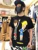 【USED】BEAVIS AND BUTT-HEAD「ROCK FOREVER」Tシャツ ビービスアンドバットヘッド