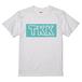 TKKロゴTシャツ(ホワイト)