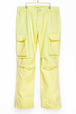 Light yellow cargo pants