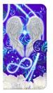 【iPhone6Plus/6sPlus】Angel Wings エンジェル・ウィングズ 手帳型スマホケース