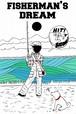 釣りステッカー 「FISHERMAN'S DREAM」