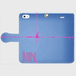 iPhone5/5s/SE用手帳型ケースMINV denim