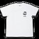 ecke - Tシャツ(ホワイト)