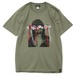 QUOLT / クオルト |【SALE!!】EMBROIDERY TEE - OLIVE