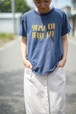 70〜80's print T-shirt