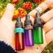 お試し3本セット 緑魔女特製香水アロマ天然香水3種の香りを楽しめる お試し おまじないの書付き