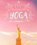NEW YORK YOGA MAP|2015版