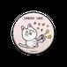 缶バッジ・イケズ猫「おきばりやす」
