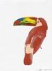 [絵画] animalor | オオハシ