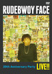 RUDEBWOY FACE 20th Anniversary Party LIVE!! DVD SET!!