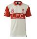 リバプールFC(Liverpool FC) Mens Ultimet White ポロ