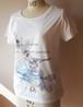 オリジナルデザイン白Tシャツ@トリ