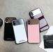 【お取り寄せ商品】シンプルミラーiPhoneケース 7757