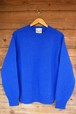 "Jamieson's ""Saddle Shoulder Crew Neck Sweater"""