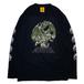 【NE-20011】モンスターL/S  Tシャツ