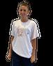 【SKANDHAL】LIPARI アシンメトリーTシャツ【ホワイト】【新作】イタリアンウェア《W》