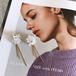 flower chain pierce / earring