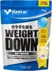 kentai 健康体力研究所 ウェイトダウン ソイプロテイン バナナ風味 1kg K1241