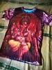 商品番号t-03神様Tシャツ【ガネーシャ】ネパール製(Size:フリーサイズ・M~L程度)