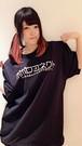 ポポロコ|ロゴTシャツ(black)