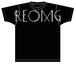 RE:OMG×LOVER  T-SHIRT -BLACK-(TOTE BAG付)