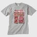 Strawberry Fields Forever Tシャツ グレイ メンズ