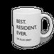 【名入れ可】BEST. RESIDENT. EVER.マグカップ