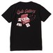 DEADLY DANCE PARTY TEE - CALLING (BLACK) /  RUDE GALLERY