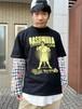 バス村Tシャツ BASUMURA T-shirt #05 ゴールド