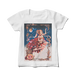 オリジナルレディースTシャツ【星之物語-Star Story- 水瓶座-Aquarius-】 / yuki*Mami