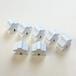 白 木製 人型駒(約75個)