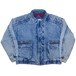"""Like Stezo"" Vintage Acid Washed Denim Jacket Used A"