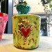 Koyomi Yanagimoto heart flower pot