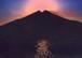 ダイヤモンド扇富士(縁起の良い奇跡の開運写真  山中湖畔で撮影された霊峰富士山と太陽)