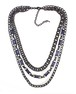 Chain × Bijoux × Bar Necklace