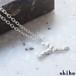 蟹座のネックレス【Constellations necklace -Cancer-】※受注制作