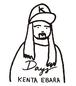 『DAYS』ステッカー Kenta Ebara / 2018 / GOODS