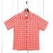 Mountain Mens Open パラカシャツ / オレンジ