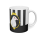 【マグカップ】Contrust crow