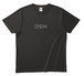 ウラオモテンション2 Tシャツ 黒 M