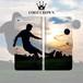 FOOT CROWN 限定手帳型スマホケース サッカー サンセットシュート iphone全機種対応