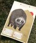 2018日本の動物カレンダー