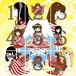 BANZAI JAPAN「清く正しく美しく/願い星」musicカード