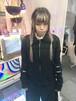 mizuki/ダメージウールライダースジャケット