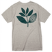 MAGENTA PLANT TEE HEATHER GREY M マゼンタ Tシャツ