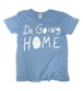 "T-Shirt ""I'M GOING HOME"" (S : HEATHER BLUE)"