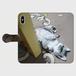 【手帳型スマホカバー】うちの猫「ヤンチャ」 あの頃は可愛かった(´・ω・`) iPhone各種