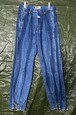 SS1983 MARITHE FRANCOIS GIRBAUD STONE WASHED JEANS